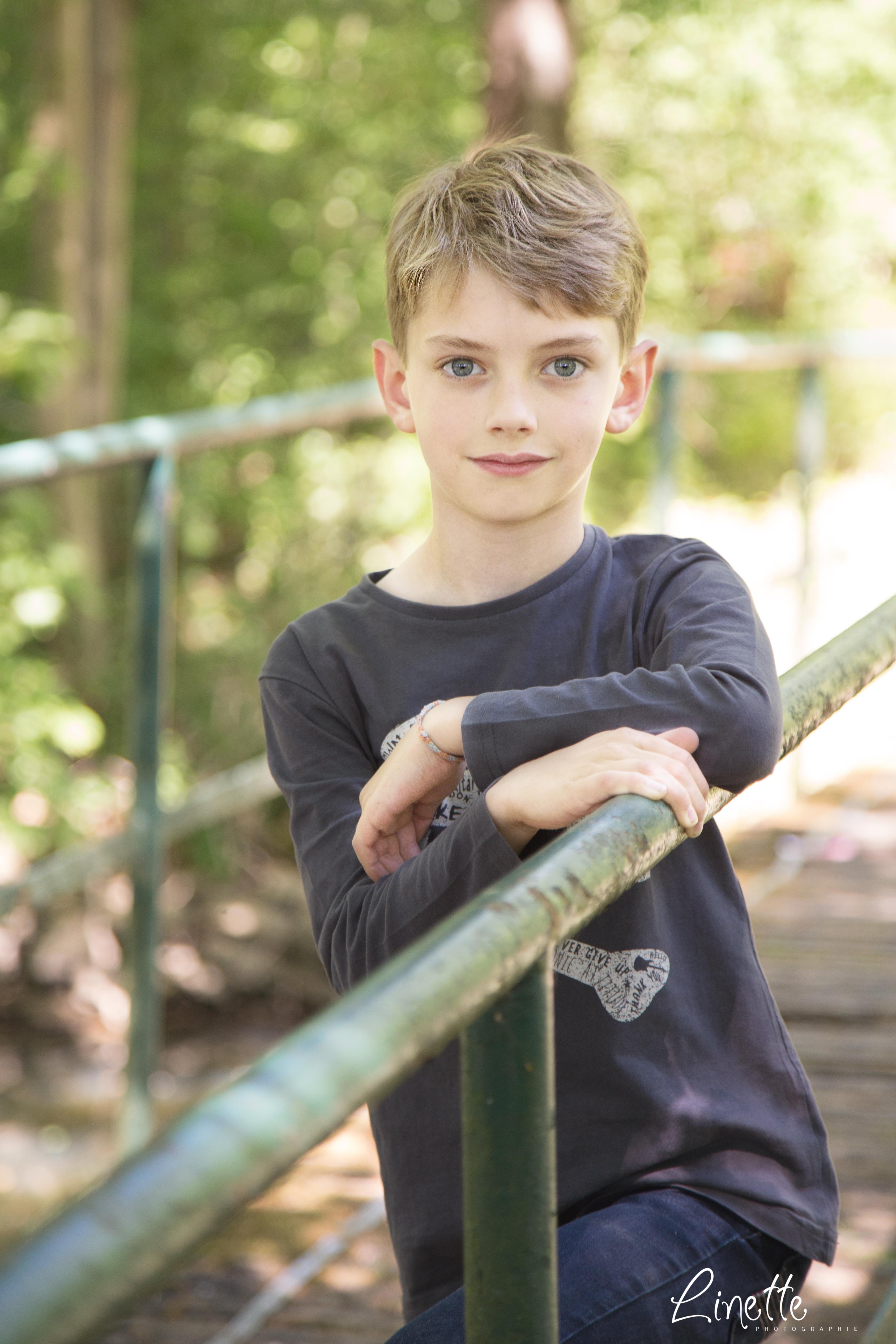 Linette Photographie enfant extérieur